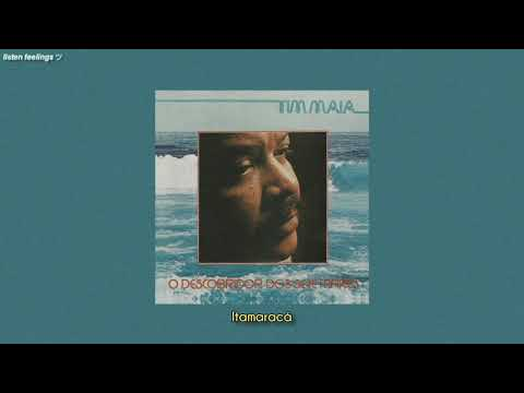 tim maia - descobridor dos sete mares 《letra》
