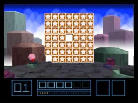 Let's Play Kirby 64: The Crystal Shards: Part 9 - Curling Rock
