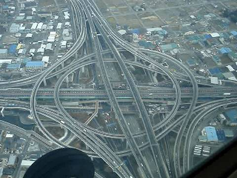 Crazy Road Junction !!!