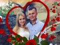Відео Вітання з днем весілля Руслана Куклишин та Мар'яну Гавій