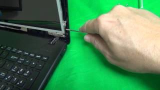 ASUS X551M Laptop Screen Replacement Procedure