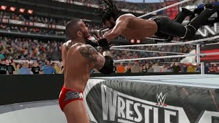 WWE 2K17 Seth Rollins Top 10 Moves!