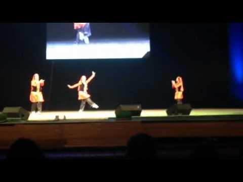 Зажигательный Азербайджанский танец, KavkazDance