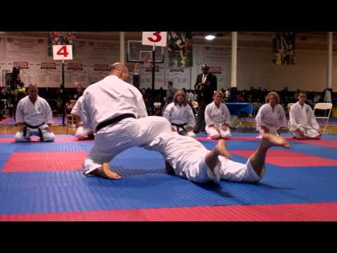 Sensei Jerry Figgiani -Shorin Ryu Karatedo International Image 1