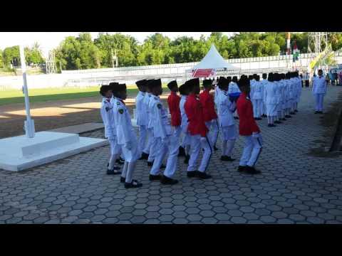 Paskibra Cilik 2016 Kabupaten Nunukan