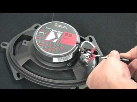 Installing Vehicle Door Speakers: Geek Squad Autotechs