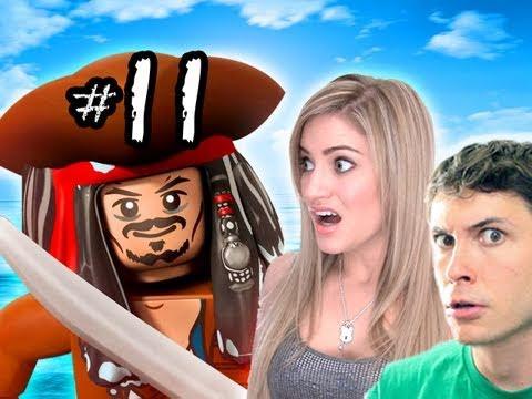 LEGO Pirates Of the Caribbean - UNDERWATER - Part 11