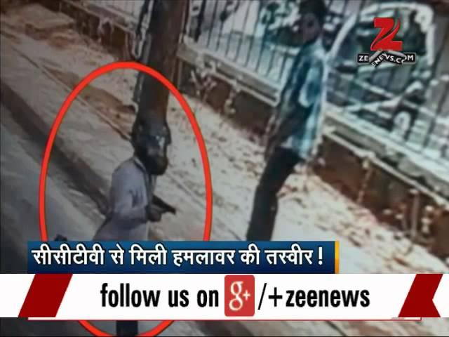 Mumbai: CCTV captures assailant with gun at Film City