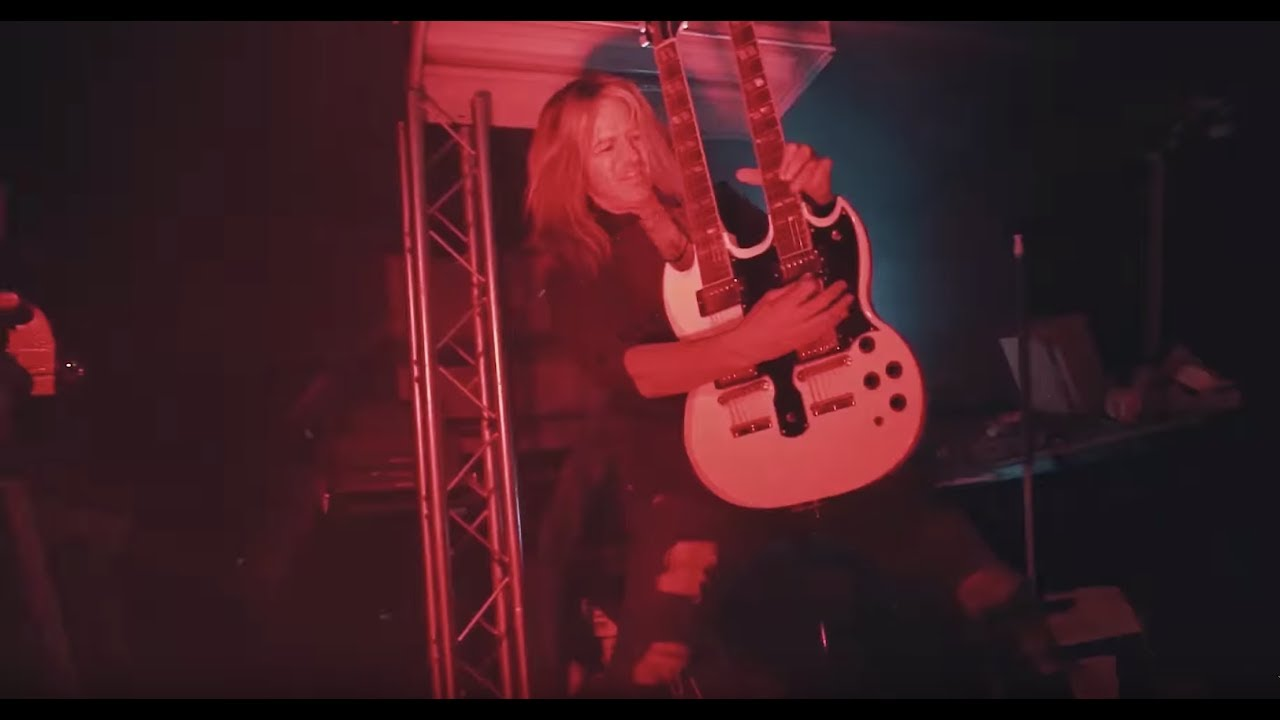 "Burning Rain (Doug Aldrich) - 新譜「Face the Music」日本盤 2019年3月6日発売予定 ""Midnight Train""のMVを公開 thm Music info Clip"