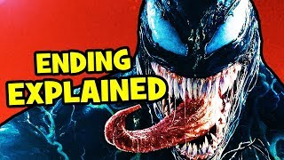 Venom ENDING EXPLAINED + Marvel VENOM 2 Theory