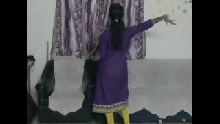 K.Ranjitha.(junction lo song)from aagado.NRCM engg