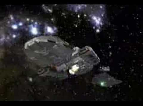 Battlestar Galactica Vs Star Wars Vs Star Trek Vs Babylon 5