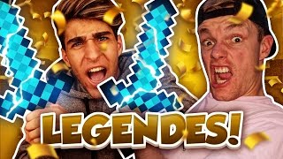 EGG WARS LEGENDES!