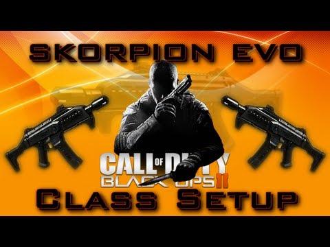 Scorpion Black Ops 2 Black Ops 2 Skorpion Evo Best