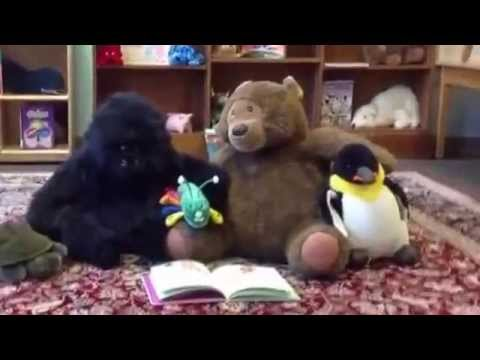 Buckley Country Day School: Story Room Advisory Fun - 04/28/2014