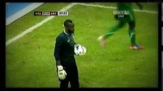Argentina Vs. Arabia Saudita 0-0 Partido Amistoso  14-11-2012 [hq] Highlights