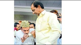 Mohammad Mahmood Ali Becomes Telangana's First Muslims Home Minister
