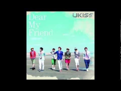 Dear My Friend[inst.]-U KISS