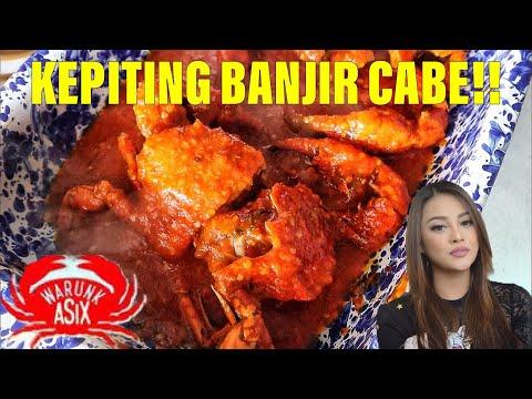 AUREL BUKA RESTO SEAFOOD DI BALI?? REVIEW WARUNG ASIX - BALI !!!