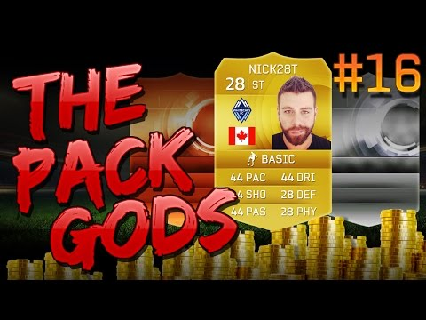 Pack Gods #16 - Gonzalo Higuain IS A GOD! Argentina Team! - FIFA 15 Ultimate Team