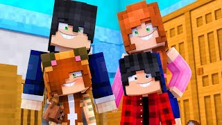 Minecraft Daycare - TINA'S NEW FAMILY !? (Minecraft Roleplay)