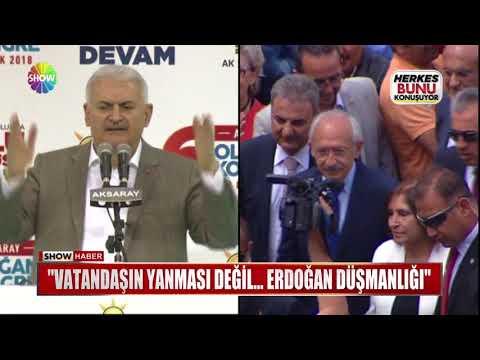 """""""Vatandaşın yanması değil... Erdoğan düşmanlığı"""""""