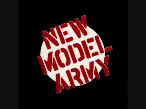 New Model Army - 4 Sleepwalking (instrumental)