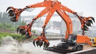Top 10 Amazing Fast Excavator Construction Equipment,Monster Excavator Biggest Machinery Excavator