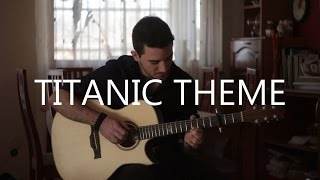 Download Lagu My Heart Will Go On - Titanic theme (fingerstyle guitar cover by Peter Gergely) Gratis STAFABAND