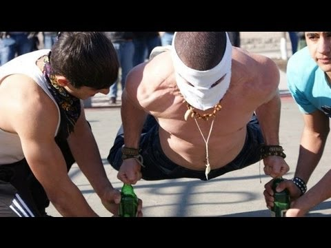 Workout Fest in Yerevan (Street Workout Armenia)