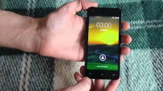 Озор телефона TEXET 4782