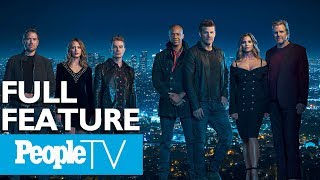 'Angel' Cast 20 Year Reunion With David Boreanaz & More | People TV | Entertainment Weekly