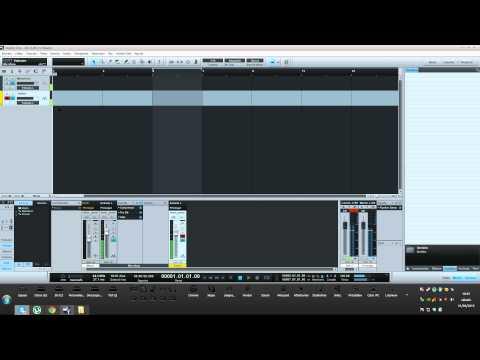Tutorial Studio One Parte 1 en Español: La Primera Grabacion (HD)