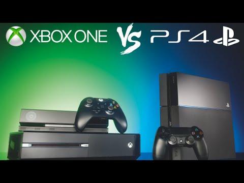 PS4 vs Xbox One: Performance & Resolution Debate??