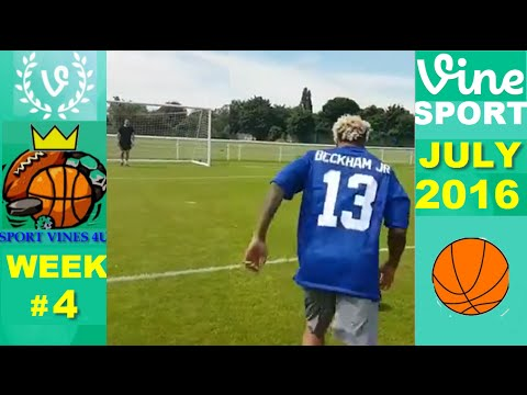 Best Sports Vines 2016 - JULY - Week 4