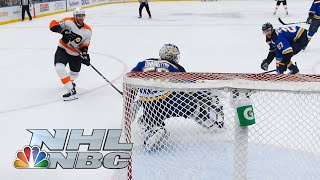 Philadelphia Flyers vs. St. Louis Blues | CONDENSED GAME | 1/15/20 | NBC Sports