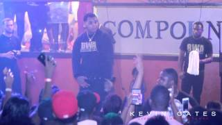 Kevin Gates Live @ Club Compound in Florence SC (WE ON ENT)