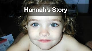 Reaching Out Hannah 39 S Story The Tragic Story Of Abuse As Told By Cook Children S