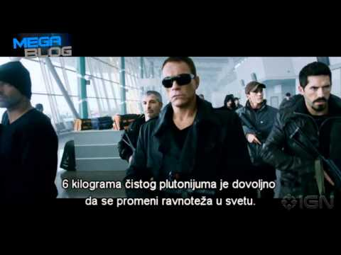 Plaćenici 2 (The Expendables 2) - Trejler 2 [HD]