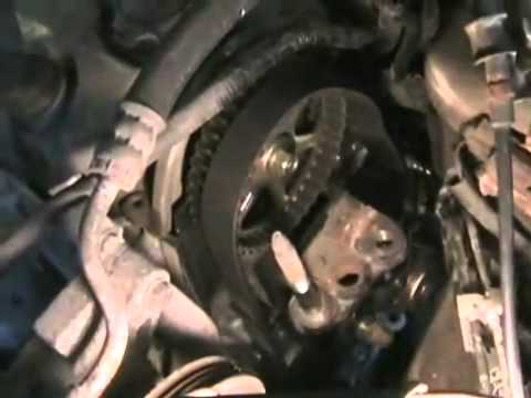 how to change timing belt in a Vtec honda accord Davidsfarmison[bliptv]now