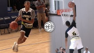 Ronaldo Segu Has the Best HESI in HIGH SCHOOL! Full Adidas Gauntlet Highlights