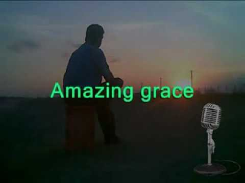 Amazing Grace - Gospel Karaokê video
