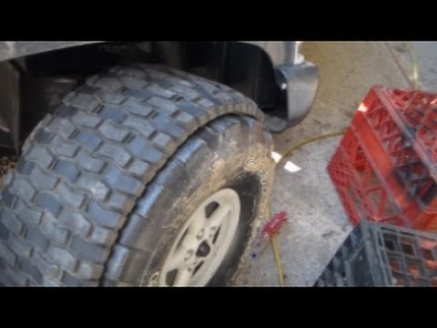 Tire Upgrade Power Wheel