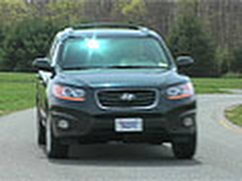 Hyundai Santa Fe Review