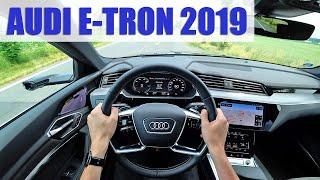 2019 Audi e-tron, 4K POV: První dojmy