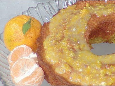 كيكه اليوسفي ودجاج بالبرتقال ومربي الموالح من ساره عبد السلام حلقه سنه اولى طبخ