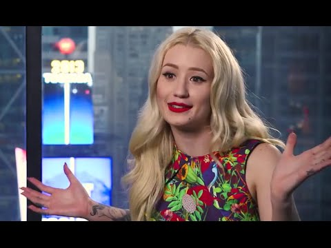 WTF! Iggy Azalea Celebrity Feuds (Nicki Minaj, Snoop Dogg & Tyler The Creator)