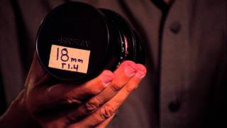 Choosing the Best Camera Lens for your Film