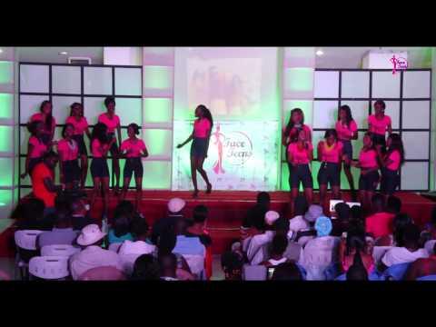 FACE OF TEENS GHANA BEAUTY PAGEANT 2014