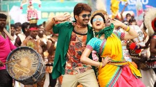Bairavaa | Manjal Megam - Lyric video